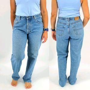 Vintage Club Monaco Slouchy High Rise Jeans